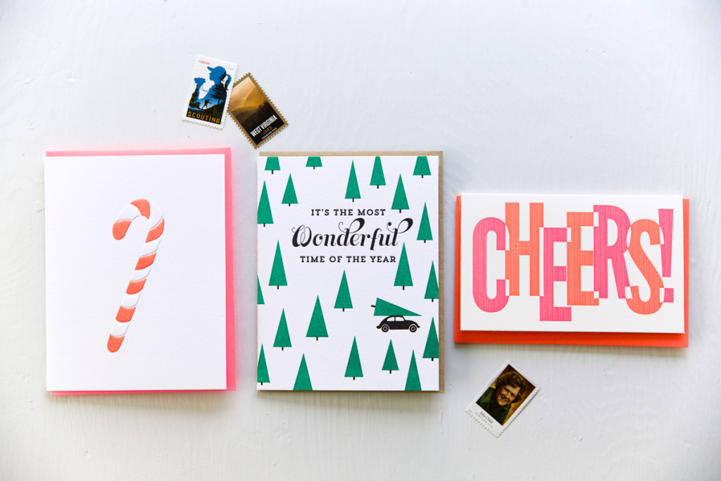 Nicely Noted Letterpress Stationery Subscription Service